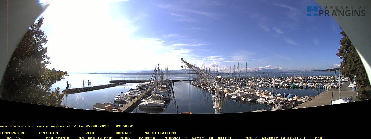 Port de Prangins